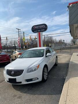 2011 Buick Regal for sale at i3Motors in Baltimore MD