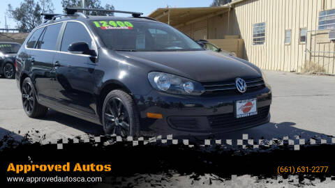2014 Volkswagen Jetta for sale at Approved Autos in Bakersfield CA
