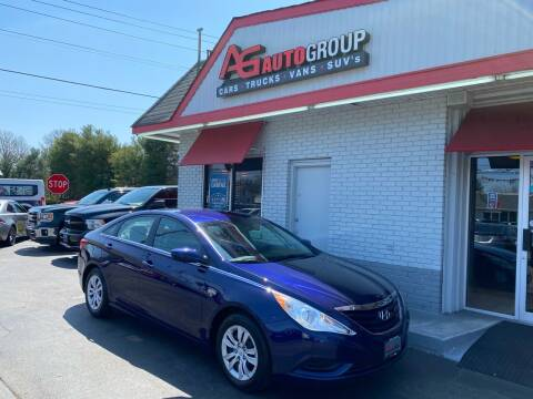 2012 Hyundai Sonata for sale at AG AUTOGROUP in Vineland NJ