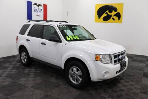 2011 Ford Escape for sale at Carousel Auto Group in Iowa City IA