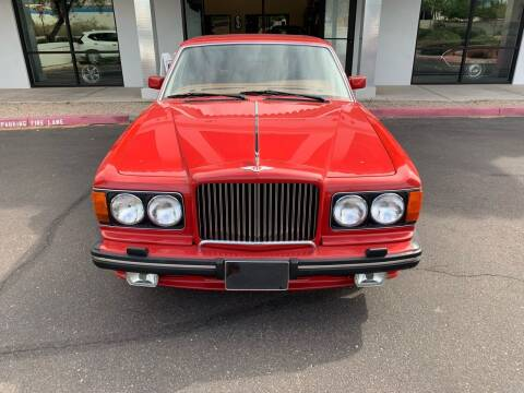 1990 Bentley Turbo R for sale at AZ Classic Rides in Scottsdale AZ