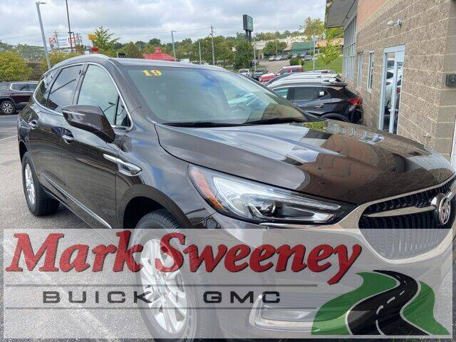 2019 Buick Enclave for sale at Mark Sweeney Buick GMC in Cincinnati OH