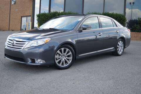 2011 Toyota Avalon for sale at Next Ride Motors in Nashville TN