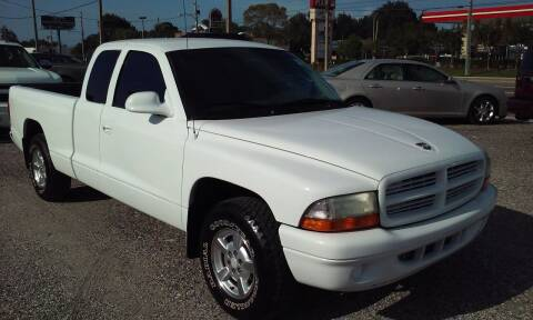 2001 Dodge Dakota for sale at Pinellas Auto Brokers in Saint Petersburg FL