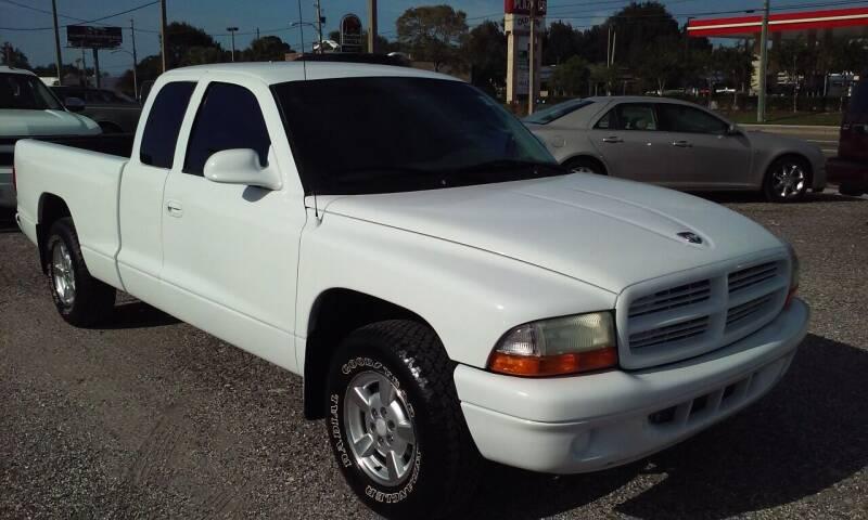 2001 Dodge Dakota for sale at Pinellas Auto Brokers in Saint Petersburg FL