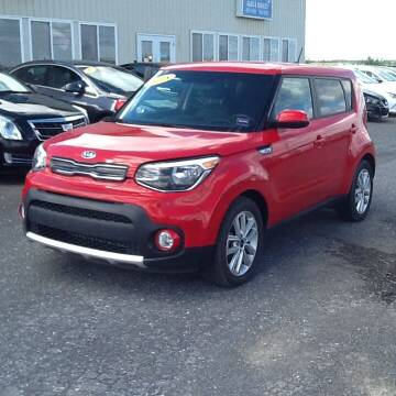 2018 Kia Soul for sale at Garys Sales & SVC in Caribou ME