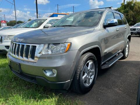 2012 Jeep Grand Cherokee for sale at AUTOLOT in Bristol PA