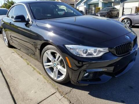 2015 BMW 4 Series for sale at Ournextcar/Ramirez Auto Sales in Downey CA