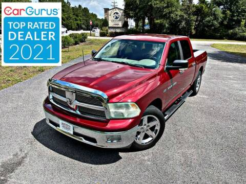 2011 RAM Ram Pickup 1500 for sale at Brothers Auto Sales of Conway in Conway SC