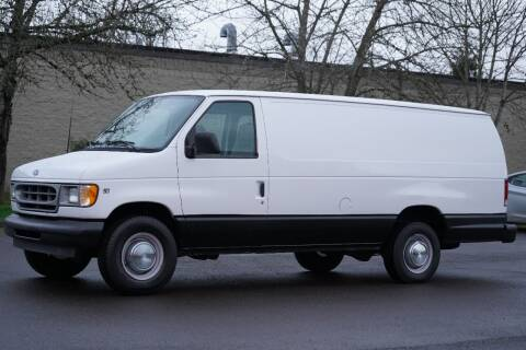 2001 Ford E-Series Cargo for sale at Beaverton Auto Wholesale LLC in Aloha OR