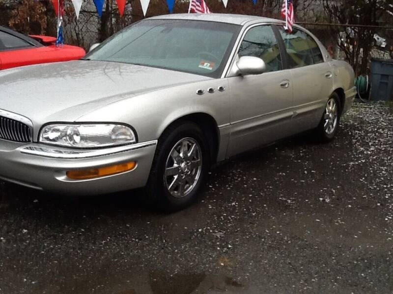 2005 Buick Park Avenue for sale at Lance Motors in Monroe Township NJ