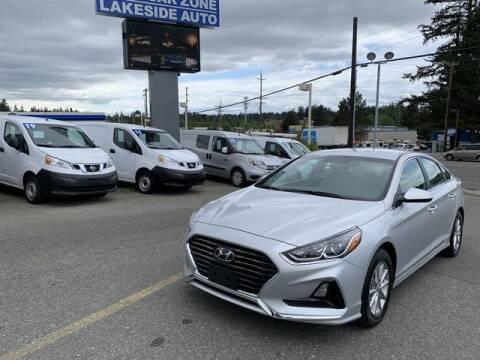 2019 Hyundai Sonata for sale at Lakeside Auto in Lynnwood WA