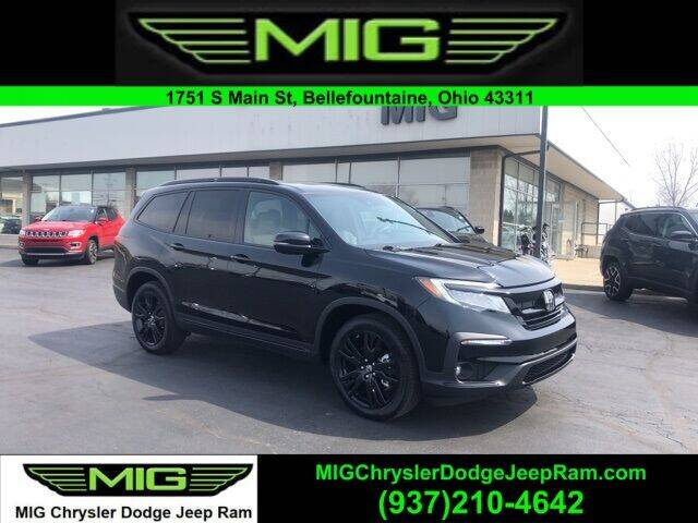 2020 Honda Pilot for sale at MIG Chrysler Dodge Jeep Ram in Bellefontaine OH