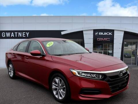 2020 Honda Accord for sale at DeAndre Sells Cars in North Little Rock AR