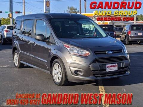 2016 Ford Transit Connect Wagon for sale at GANDRUD CHEVROLET in Green Bay WI
