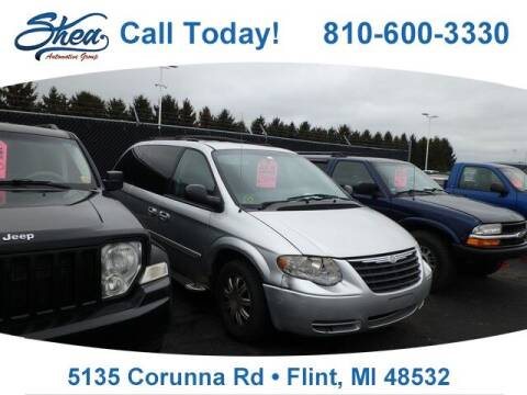 2005 Chrysler Town and Country for sale at Jamie Sells Cars 810 - Linden Location in Flint MI
