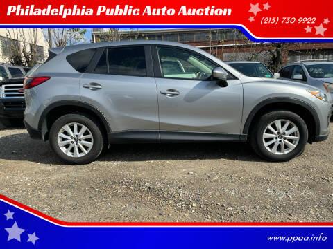2014 Mazda CX-5 for sale at Philadelphia Public Auto Auction in Philadelphia PA