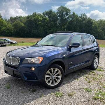 2013 BMW X3 for sale at Prestige Pre - Owned Motors in New Windsor NY