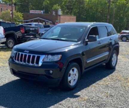 2012 Jeep Grand Cherokee for sale at DON BAILEY AUTO SALES in Phenix City AL