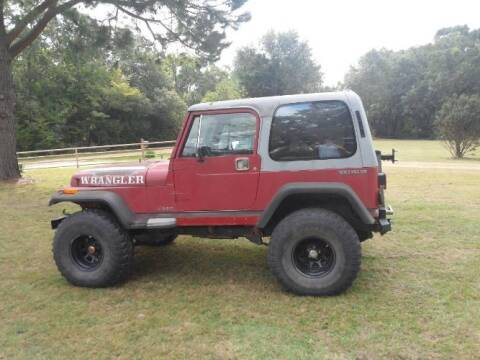 1988 Jeep Wrangler for sale at Classic Car Deals in Cadillac MI