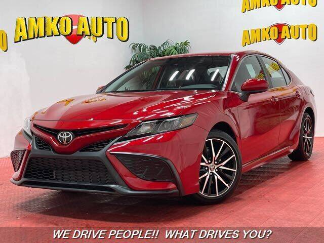 2021 Toyota Camry for sale in Waldorf, MD