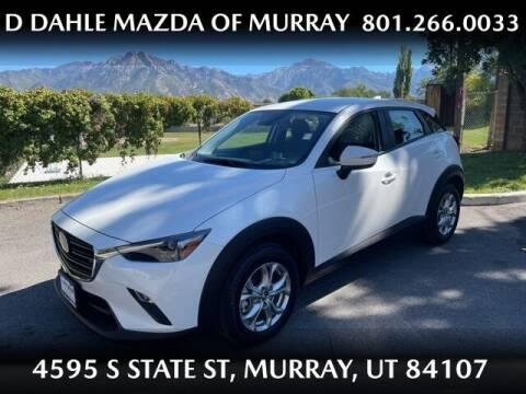 2021 Mazda CX-3 for sale at D DAHLE MAZDA OF MURRAY in Salt Lake City UT