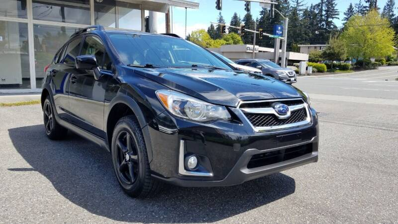2016 Subaru Crosstrek for sale at Seattle's Auto Deals in Everett WA
