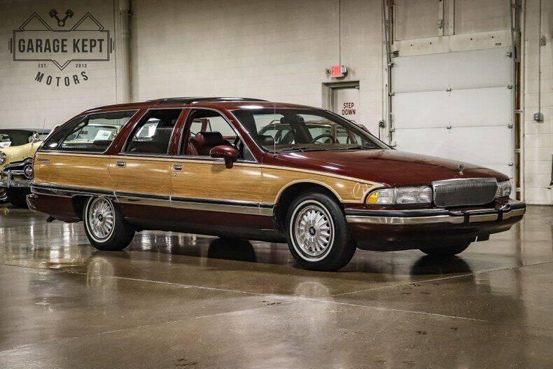 1992 Buick Roadmaster for sale in Grand Rapids, MI