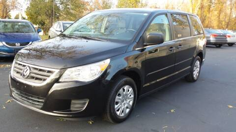 2011 Volkswagen Routan for sale at JBR Auto Sales in Albany NY