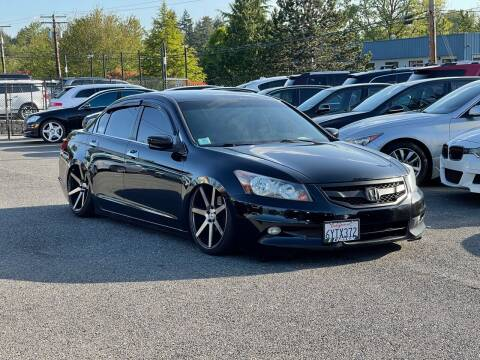 2012 Honda Accord for sale at LKL Motors in Puyallup WA