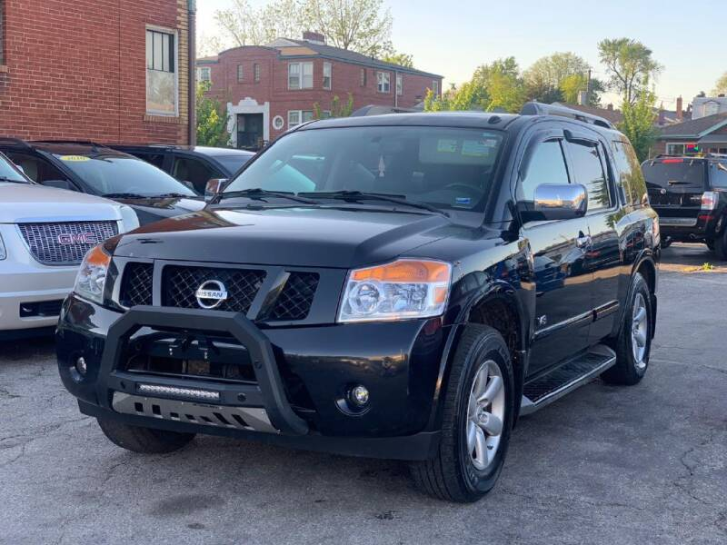 2009 Nissan Armada for sale at IMPORT Motors in Saint Louis MO