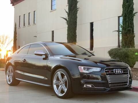2013 Audi S5 for sale at Auto King in Roseville CA