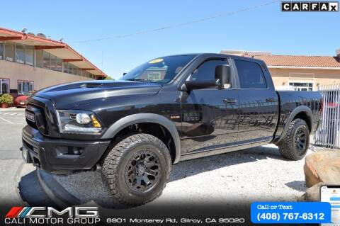 2017 RAM Ram Pickup 1500 for sale at Cali Motor Group in Gilroy CA