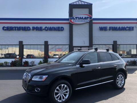 2016 Audi Q5 for sale at Ultimate Auto Deals DBA Hernandez Auto Connection in Fort Wayne IN
