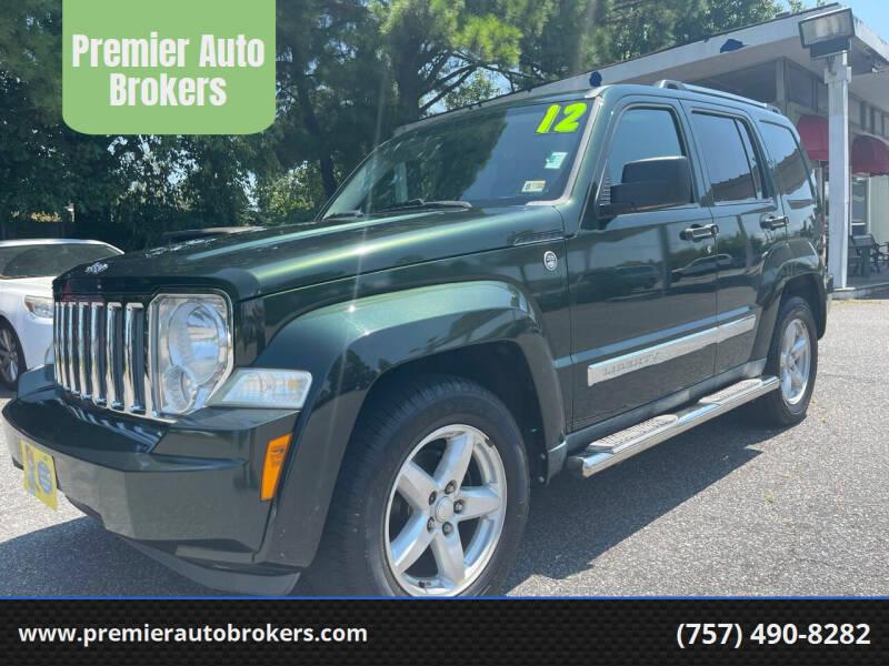 2011 Jeep Liberty for sale at Premier Auto Brokers in Virginia Beach VA