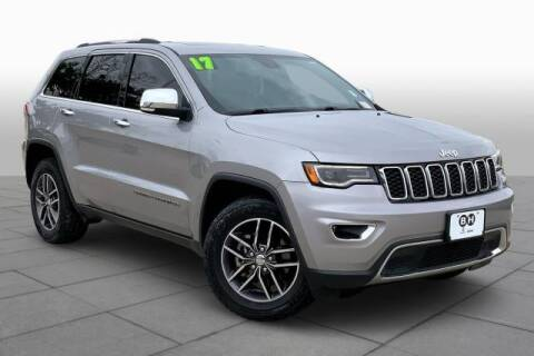 2017 Jeep Grand Cherokee for sale at CU Carfinders in Norcross GA