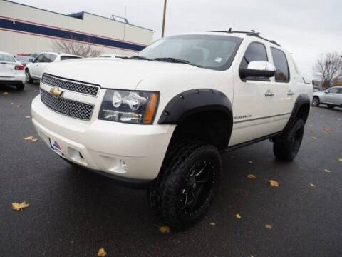 2011 Chevrolet Avalanche for sale at Karmart in Burlington WA