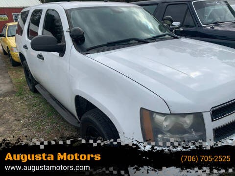 2010 Chevrolet Tahoe for sale at Augusta Motors in Augusta GA