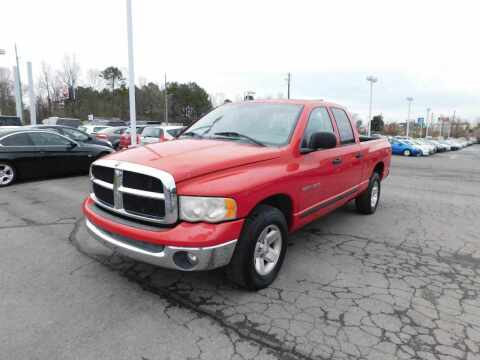 2004 Dodge Ram Pickup 1500 for sale at Paniagua Auto Mall in Dalton GA