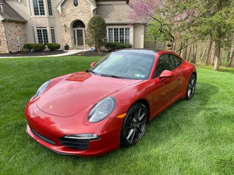 2014 Porsche 911 for sale at Masic Motors, Inc. in Harrisburg PA