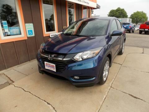 2016 Honda HR-V for sale at Autoland in Cedar Rapids IA