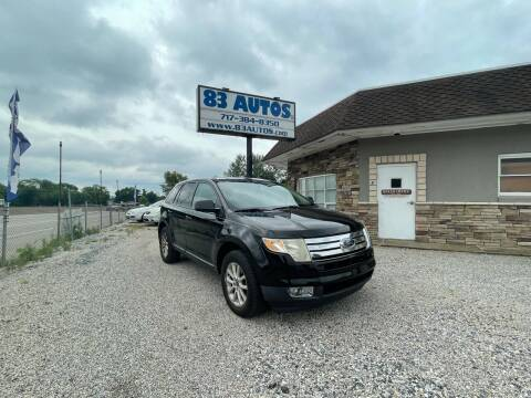 2007 Ford Edge for sale at 83 Autos in York PA