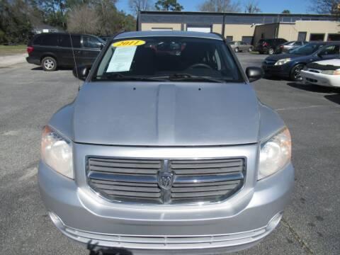 2011 Dodge Caliber for sale at Maluda Auto Sales in Valdosta GA
