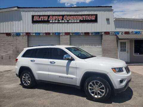 2015 Jeep Grand Cherokee for sale at Elite Auto Connection in Conover NC