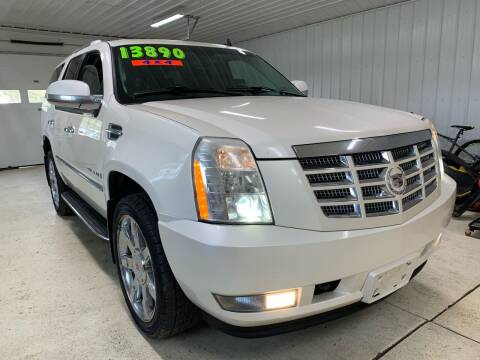 2009 Cadillac Escalade for sale at SMS Motorsports LLC in Cortland NY