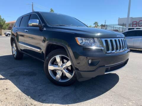 2012 Jeep Grand Cherokee for sale at Boktor Motors in Las Vegas NV