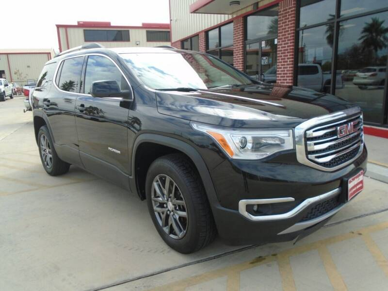 2017 GMC Acadia for sale at Premier Foreign Domestic Cars in Houston TX