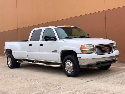 2001 GMC Sierra 3500 Classic for sale at Texas Prime Motors in Houston TX