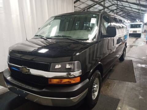 2017 Chevrolet Express Passenger for sale at Northwest Van Sales in Portland OR