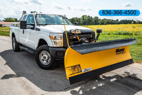 2014 Ford F-250 Super Duty for sale at Fruendly Auto Source in Moscow Mills MO